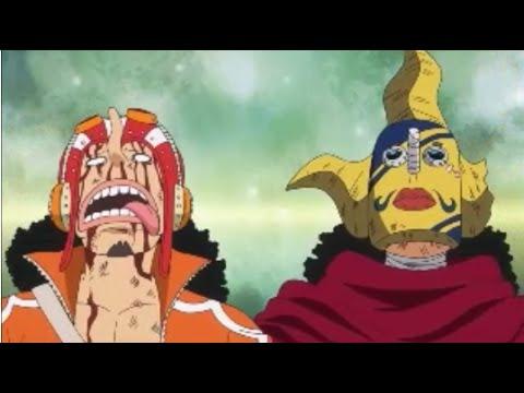 Bartolomeo realizes Ussop and Sogeking are one! ONE PIECE
