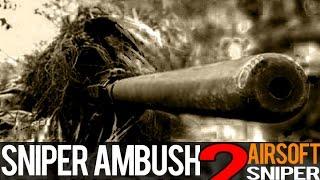 | AIRSOFT | SNIPER AMBUSH 2 | ScopeCam | MaD45 | Mister Doggi