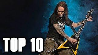 Top 10 MELODIC DEATH METAL Bands 🤘