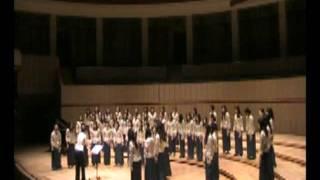 Composer: Ko Matsushita Language: Japanese Also our SYF 2011 piece....