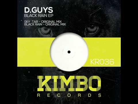 D.Guys - Black Rain  (Original Mix)