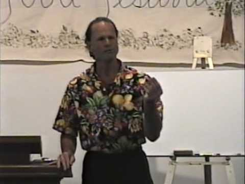 Dr. Doug Graham - Raw Food Festival 2000 Part 4