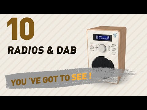 Portable Sound & Vision - Radios & Dab, Best Sellers 2017 // Amazon UK Electronics