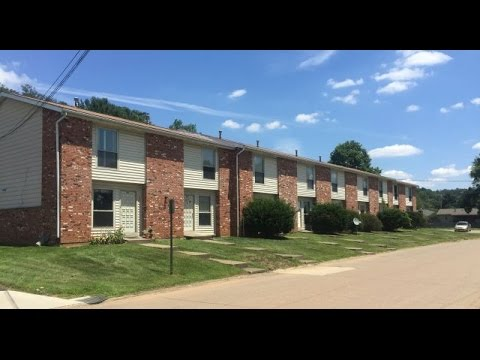 Evergreen Townhouse Apartments (Belpre, OH) Video Walk Through