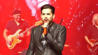 VEGAS#8 Queen+Adam Lambert - Under Pressure @ Park Theater