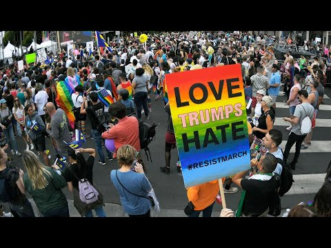 California bans state travel to Texas, 3 other states over anti-LGBT laws
