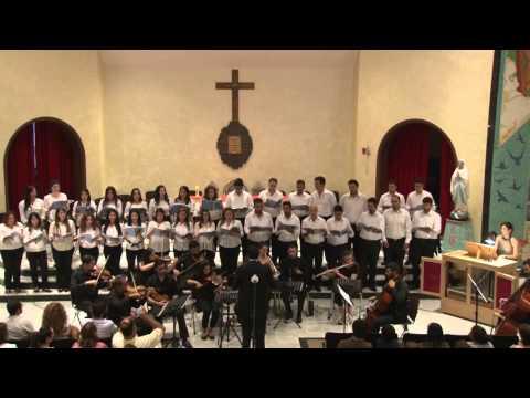 Amman [18.9.2015] | Fountain of Love Choir and Orchestra | Handel, Halleluja