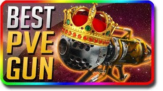 Destiny 2 - Best Power Weapon in PvE (Destiny 2 Best Weapons in PvE with the Highest Damage)