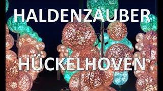 HALDENZAUBER - Der magische Lichterpark für Gross und Klein in Hückelhoven