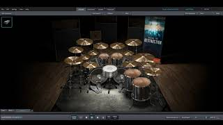 Lamb of God - Omerta only drums midi backing track