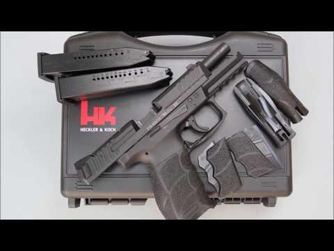 Pistolet HK modèle SFP 9 - calibre 9mm Parabellum