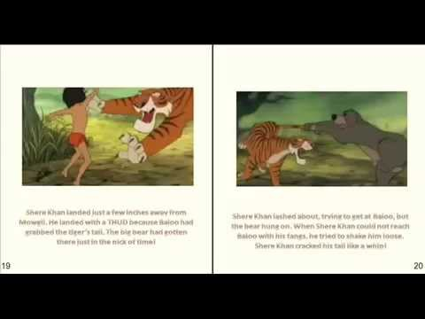 The Jungle Book Read Along