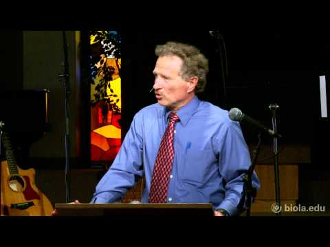 Scott Smith: Sharing the Gospel in Truth and Compassion - Biola University Chapel