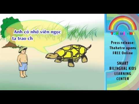 Truyện Cổ Tích - Rùa Thần Báo Ơn - Vietnamese Fairy Tales - TheHeTreTv.com