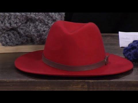 Como usar sombreros y bufandas - Hogar Tv por Juan Gonzalo Angel - YouTube 59edbd2813a