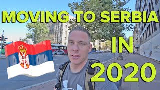 HOW I MOVED TO BELGRADE SERBIA 🇷🇸 AND GOT AN APARTMENT, UTILITIES, AND SIM CARD