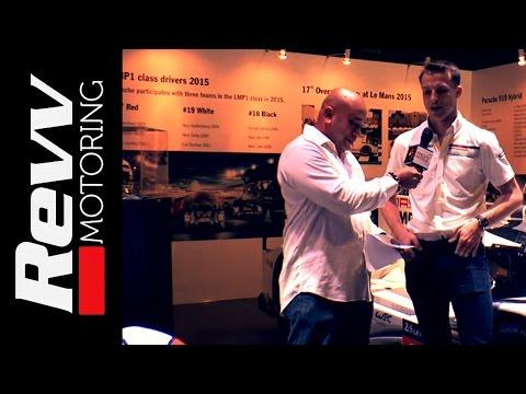 Earl Bamber Interview - by  Revv Motoring