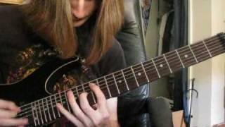 Dream Theater - The Great Debate solo