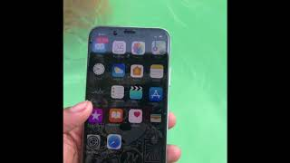 IPHONE X Waterproof Test And Drop Test