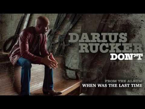 "Darius Rucker: ""Don't"" (Cut X Cut)"