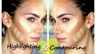 One of Ruby Golani's most viewed videos: My Cream Contouring & Highlighting Routine (Like Kim Kardashian's) | Ruby Golani