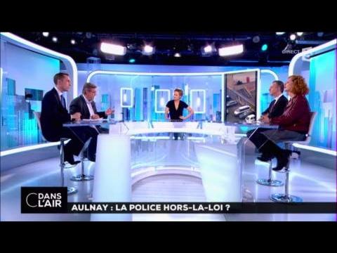 Aulnay : la police hors-la-loi ? #cdanslair 09-02-2017