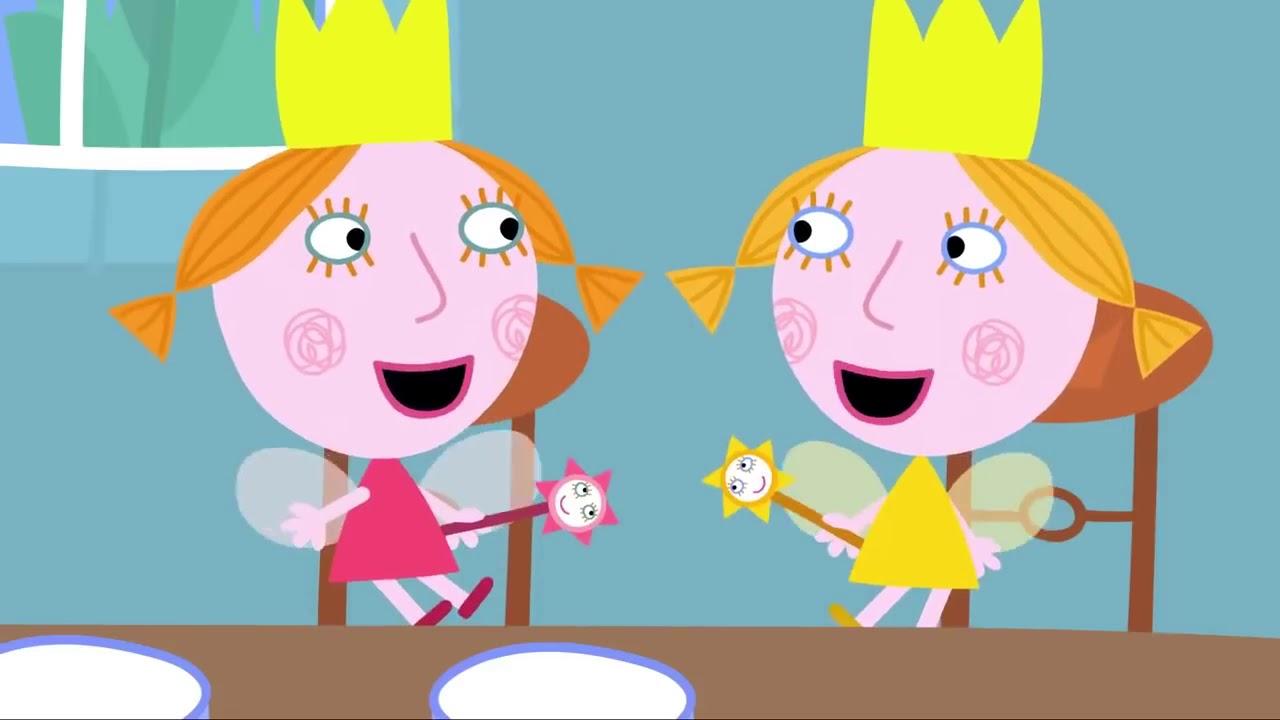 Le Petit Royaume De Ben Et Holly Compilation 1 Dessin Animé Youtube