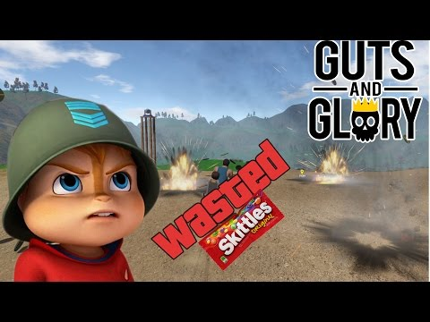 I LOST MY SKITTLES!! || Guts and Glory Gameplay
