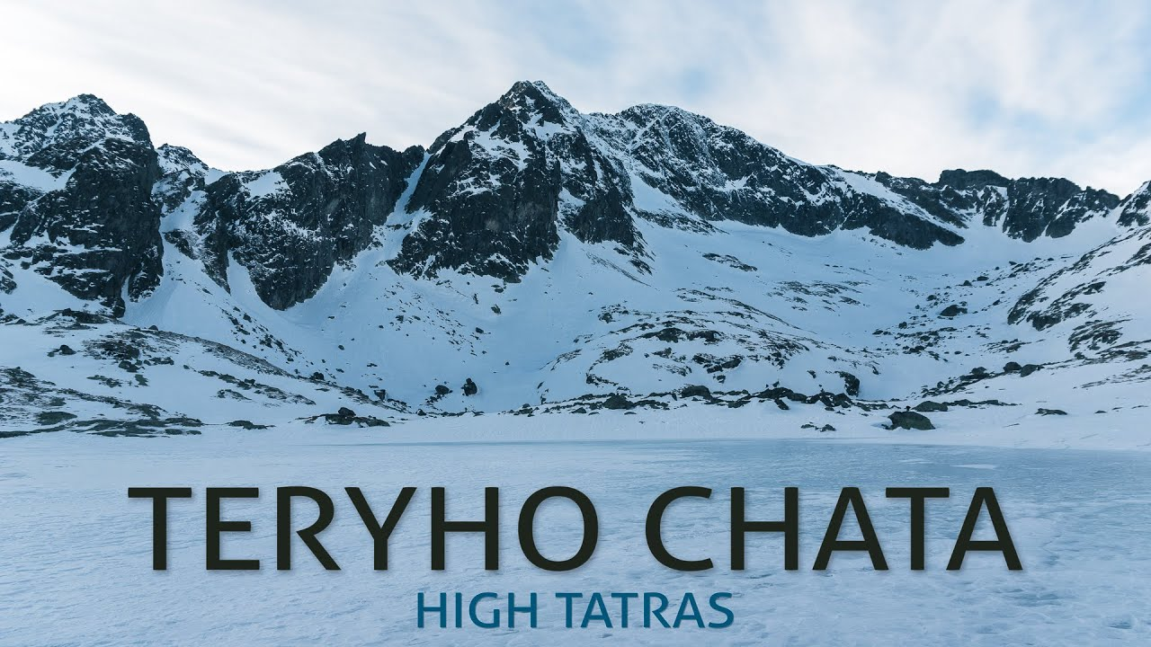 Teryho Chata: A Winter Hike to the Most Famous Refuge in High Tatras