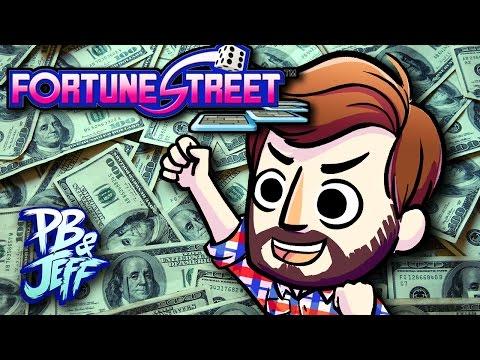 HIGH ROLLER! - Fortune Street   Wii (Part 4)