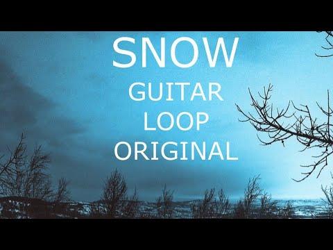BESPALOW ANDREY - SNOW (ORIGINAL) [GUITAR LOOP]