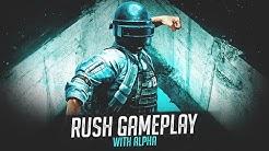🔴PUBG MOBILE LIVE :  MORNING RUSH GAMEPLAY WITH MOTA BHAI! 🤩 || H¥DRA | Alpha 😎