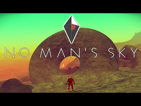 The Handsome Adventures of Jack Mann - No Man's Sky Gameplay