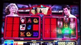 Grease slot machine bonus #3 the one that I want! free games