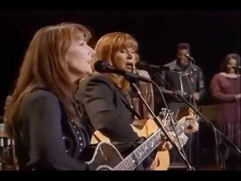 Suzy Bogguss & Kathy Mattea - Teach Your Children   [Live]