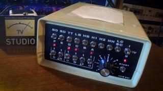 MFB 501 Vintage drum-machine