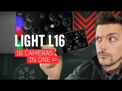Light L16 Review: Optical Insanity