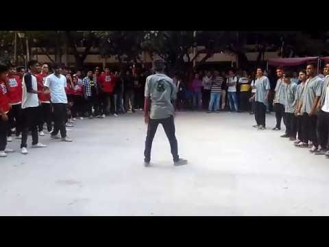 dance Faceoff at  IIT delhi