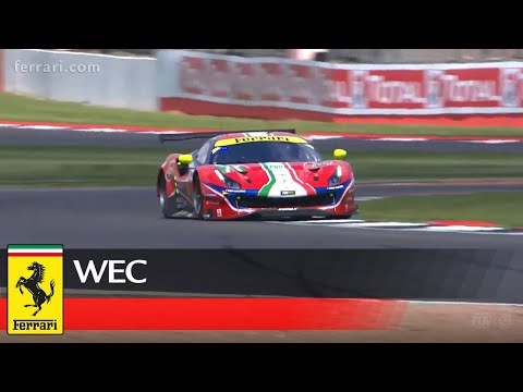 WEC - 4 Hours of Silverstone Highlights