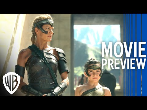 Wonder Woman 1984   Full 4K Movie Preview   Warner Bros. Entertainment