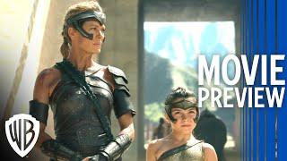 Wonder Woman 1984 | Full 4K Movie Preview | Warner Bros. Entertainment