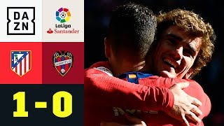 Antoine Griezmann spielt Gitarre: Atletico Madrid - Levante 1:0 | La Liga | DAZN Highlights