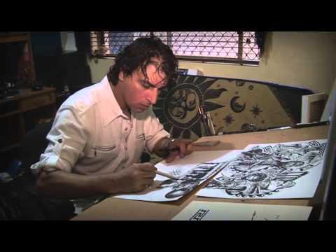 Nick Bonovas Greek Australian Artist - Montaj Video Productions