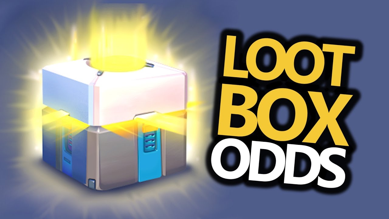 As required by Chinese law, Blizzard reveals 'Overwatch' loot box drop rates