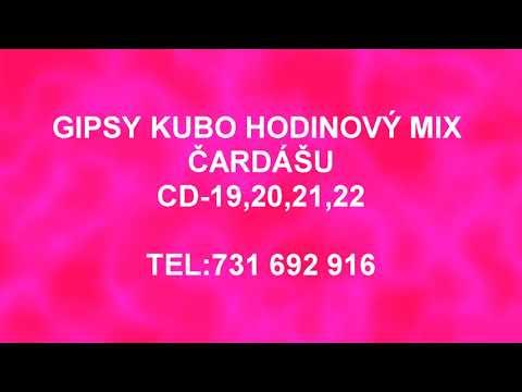 GIPSY KUBO -HODINOVÝ MIX ČARDÁŠU ROMSKÁ KAPELA