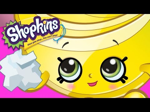 SHOPKINS - BANANA HELPS OUT | Cartoons For Kids | Toys For Kids | Shopkins Cartoon