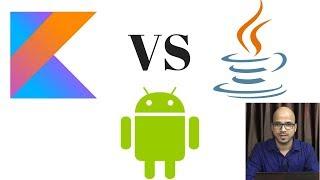 Kotlin vs Java for Android Developers