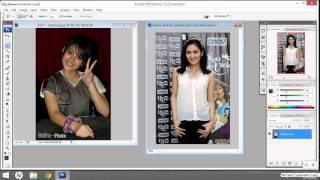 Repeat youtube video Membuat Foto Tembus Pandang Dengan Photoshop