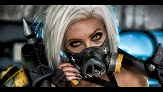 HOW TO MAKE ROADHOG MASK AND HOOK: OVERWATCH COSPLAY