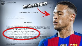The REAL Reason Neymar Left Barcelona